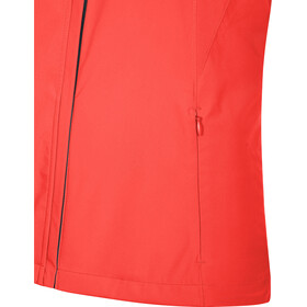 GORE WEAR R3 Partial Gore Windstopper Kurtka Kobiety, lumi orange